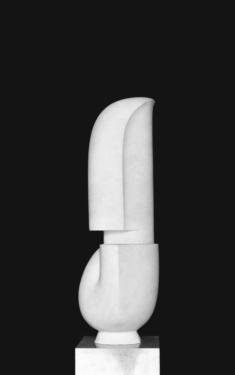 Jean Chauvin - Sculpteur - Sans titre 3 - pierre - 1945